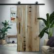 drzwi przesuwne drewniane jesionowe