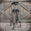 stołek regulowany