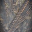 szarpane drzwi przesuwne ciemny brąz drzewo sosnowe