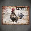 tabliczka dekoracyjna welcome