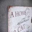 tabliczka kot