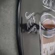 tabliczka okrągła kawa