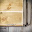 usłojenie drewno sosnowe