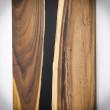 drewno z żywicą