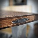 rustykalne blaty z drewna dębowego tanio