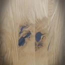 wypełnienie w blatach drewnianych