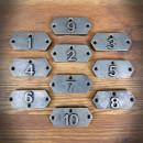 dawne numeryczne emblematy