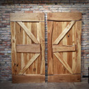 Drzwi rozsuwane podwójne