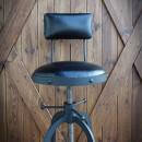 Krzesło barowe oparcie