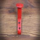 hak wieszakowy czerwony