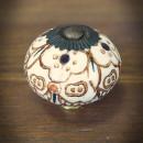 gałka meblowa ręcznie malowana