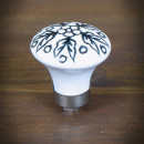ceramiczne retro gałka