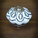 gałka ceramicza malowana ręcznie