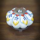 gałka meblowa ceramiczna kolorowa