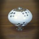 gałka meblowa ceramiczna