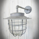 starodawna lampa naścienna