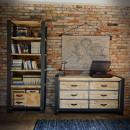 meble loftowe do nowoczesnego wnętrza