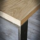 blat dębowy drewniany surowy