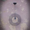 lampa z drutu manufaktura