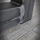 loftowa industrialna stalowa noga stołu