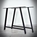 noga do stołu czarna