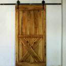 Dąb w drzwiach Barn na zawiesiu Loft