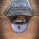 retro otwieracz butelek