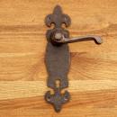 postarzana klamka do drzwi