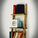 półka drabina drewniana