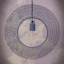 retro lampa sufitowa