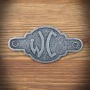 emblemat na drzwi jak dawniej