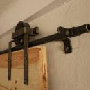 stalowe systemy do drzwi przesuwnych