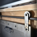 szafka rtv w stylu loft industrial