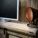 Stolik pod telewizor vintage retro industrial