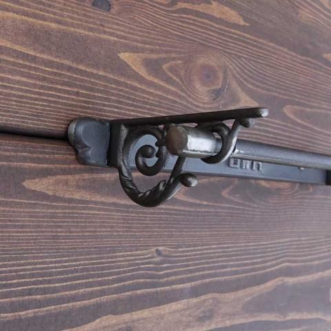 Reling kuchenny SPIRALA 520mm