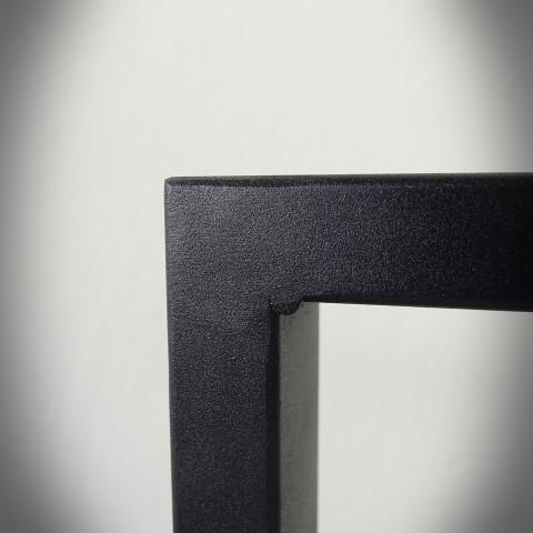 Noga stalowa KWADRO LOFT (60x40cm)