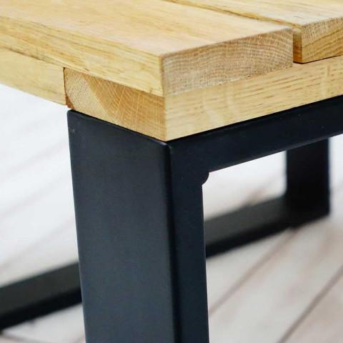 stalowa noga do stolika kawowego