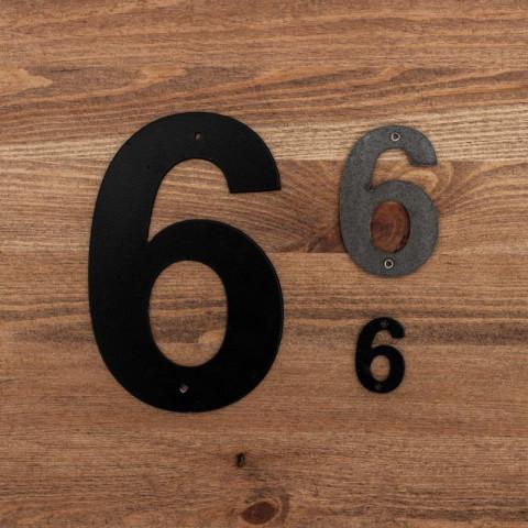 Cyfra SIELSKA CHAŁUPA 6