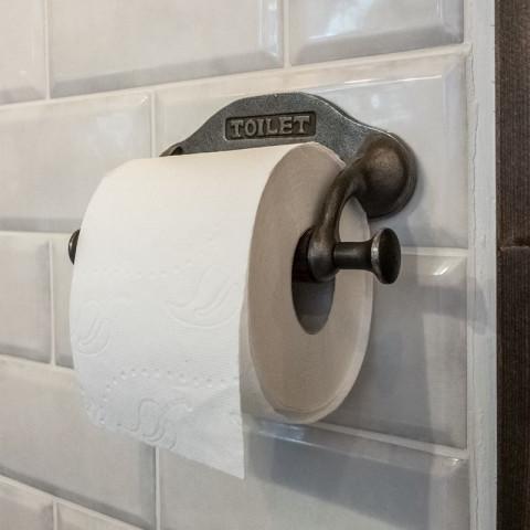 Uchwyt na papier toaletowy TOILET