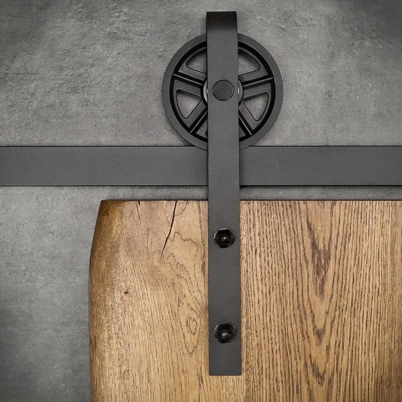 Prowadnica ścienna do drzwi jednoskrzydłowych KOŁO NGB