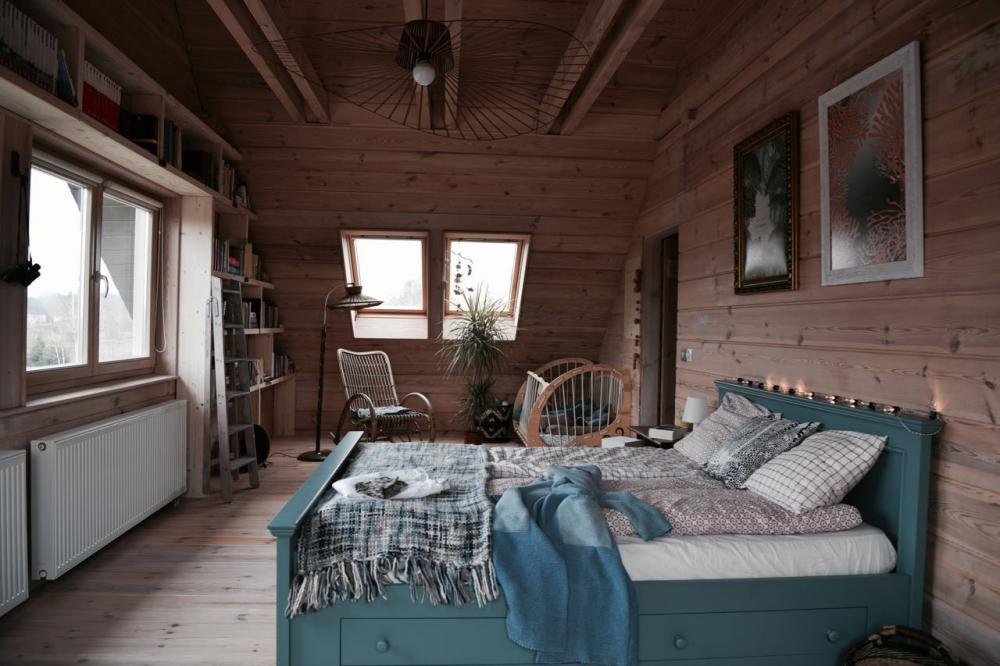 Wspaniała Sypialnia Julii
