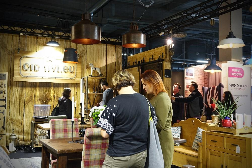Zainteresowanie naszymi produktami na targach Warsaw Home 2018