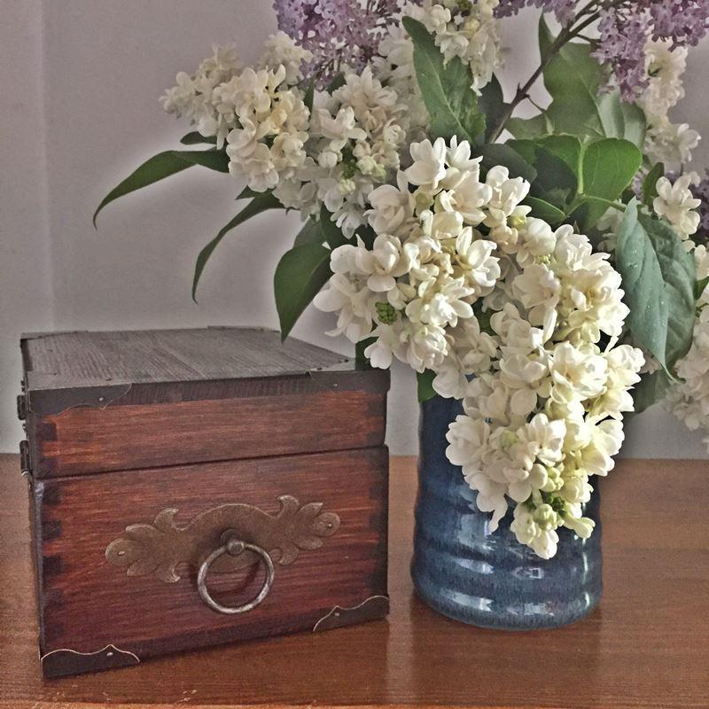 Dekoracyjna szkatułka