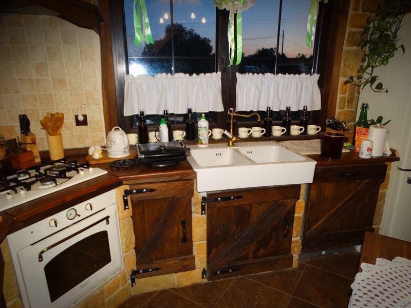 Okucia retro do kuchni
