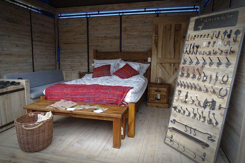 Łóżko Rustyk od Seart