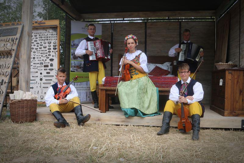 Zespół folkowy Kukułeczki