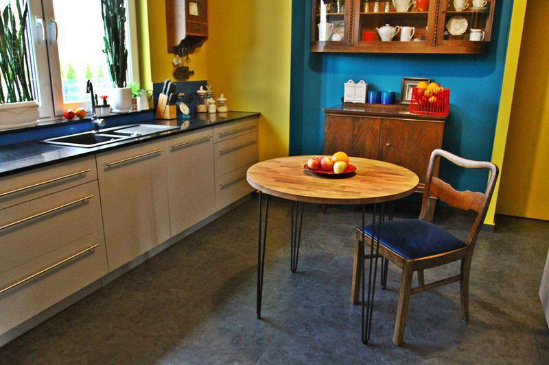 Pomysł na stół kuchenny