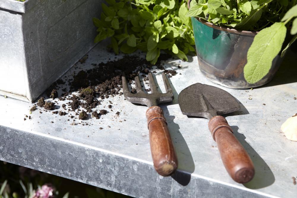 Przybory dla ogrodnika