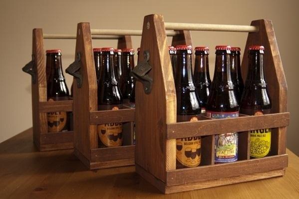 skrzyneczka, nosidło na piwo