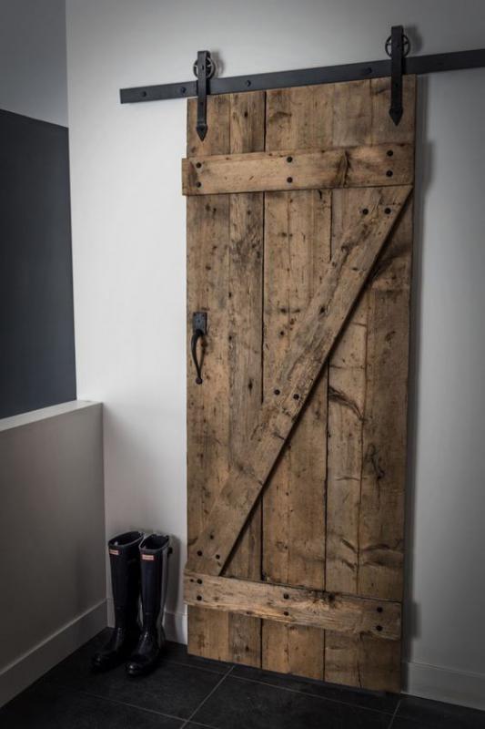 Drzwi przesuwne typu Z